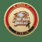 stoneman douglas school challenge coin
