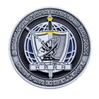 Communications Systems Branch school coin
