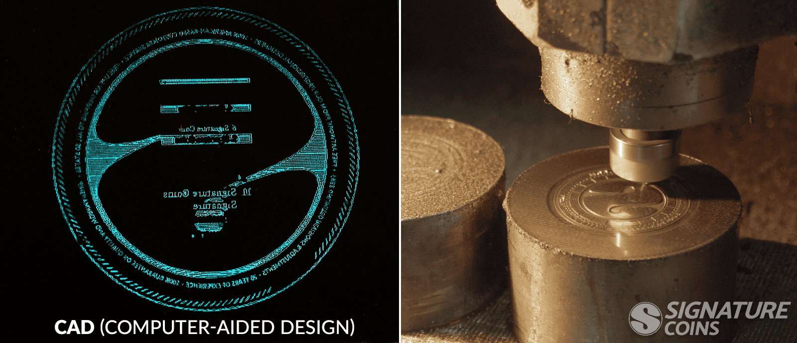 Cad and mold