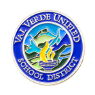 Val Verde Unified School Pin