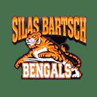 Silas Bartsch Bengals School Pin
