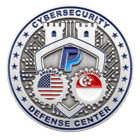 Cybersecurity Defense Center Challenge Coin