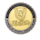 Lake Nona Challenge Coin Front