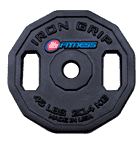24hr Fitness Challenge Coin Side 1