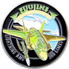 4th Expeditionary Aircraft challenge coin front