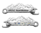 Arctic Maintenance challenge coin