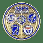 ASPR Challenge Coin Front