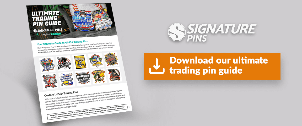 ultimate guide to ordering trading pins
