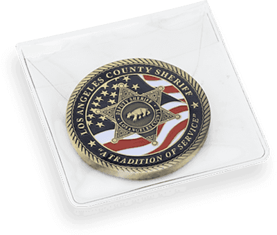Custom Challenge Coin Pricing - Signature Coins