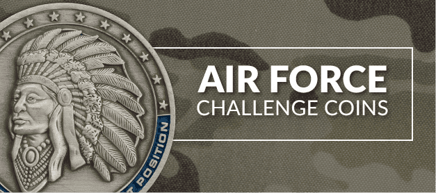 SignatureCoins-Challenge-Coin-History-Airforce-Coins