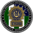 10th Precinct Detective Squad Side 2