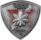 Iron Fist Six Combat Assault Battalion - Front