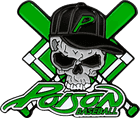 Poison Baseball Pins