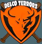 Delco Terrors Trading Pin