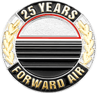 Forward Air 25 Years
