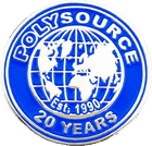 Polysource 20 Years