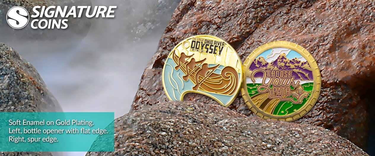 Millennials Bringing a New Perspective to the Challenge Coin