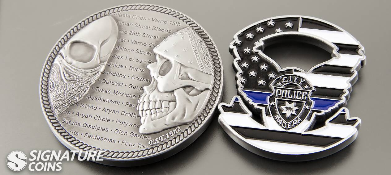 SignatureCoins-Fort-Worth-Police-and-Madera-Police-Department-ChallengeCoin