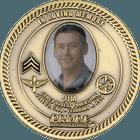 James Robert Proebsting Commemorative Coin
