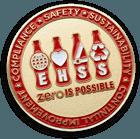 Zero is Possible Coca-Cola Challenge Coin