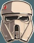 Sand Trooper Helmet Coin
