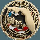 Florida Garrison Coin