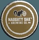 Naughty Oak Brewing Hard Enamel Coin
