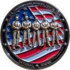 3D US Customs and Border Protection Challenge Coin