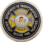 Firefighter Coins_DOT_aircraft_rescue_front