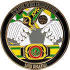 Power Rangers Challenge Coin