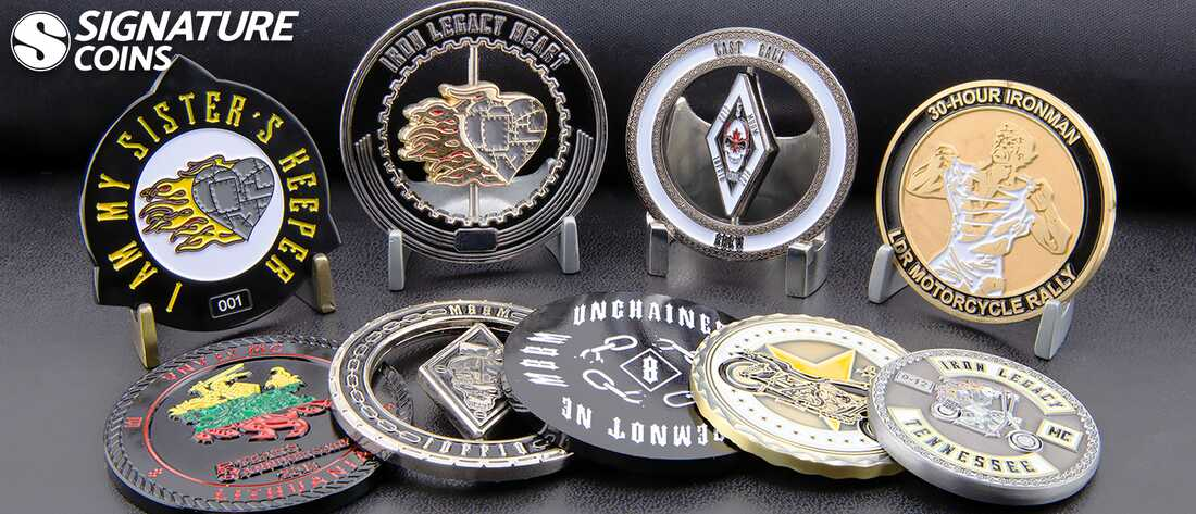 Signature-Coins-Motorcycle-Club-challengecoins