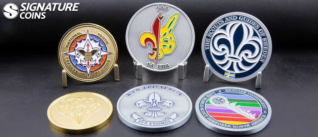 Signaturecoins-Scout-Troop-Challenge-Coins