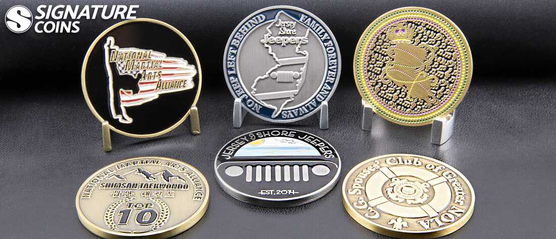 Signature-coins-Club-challenge-coins