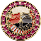 Jasmine-and-Zoey-Wedding-Coin-back