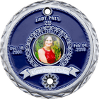 Alana Brooke Duhon Rememberance Coin