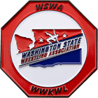 WSWA Wrestling Coin Side 2