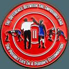 Wrestling-Sports-Challengecoin