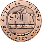 Grunk the Smasher Coin