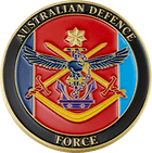 Australian Defense Challenge Coin Side 2