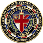 Canadian Armed Force Anniversary Coins