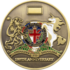 Canadian Armed Force Anniversary Coins Side 2