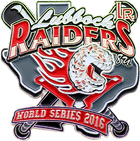 Raiders Baseball Trading Pin