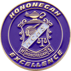 Hononegah Graduation Pins