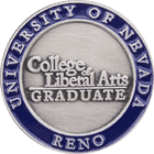 University of Nevada Graduation Pins