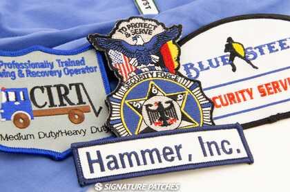 Uniform Name Patches