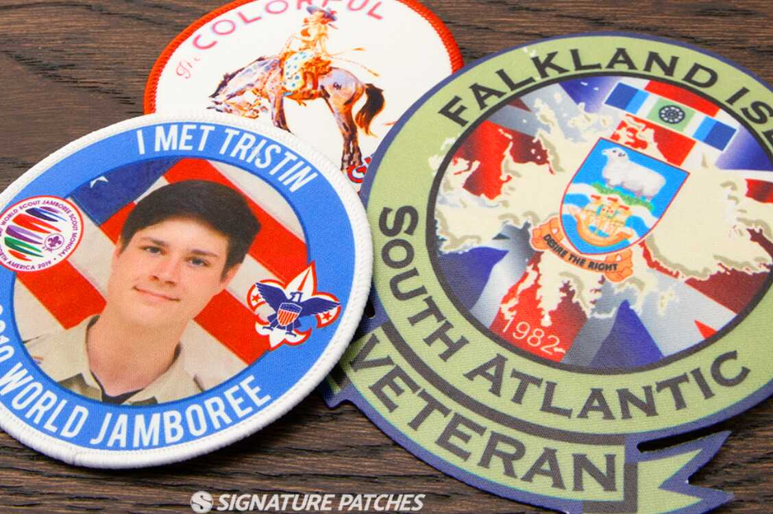 Photo Patches