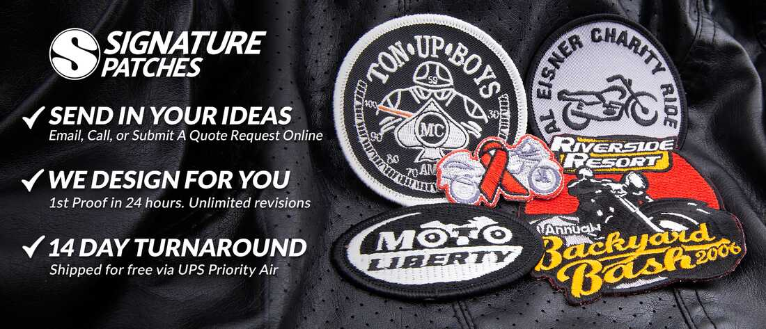 signaturepatches-Motorcycle-patches4