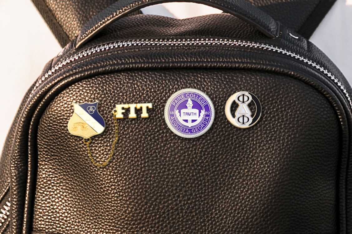 Fraternity and Sorority Pins