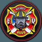 Hurst Fire Department Coin