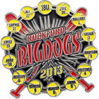 Big Dogs Softball Trading Pin
